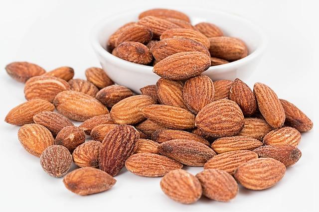 Enhver form for type af nødder