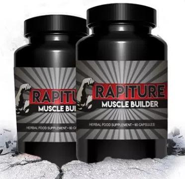 Rapiture Muscle Builder - køb - erfaring - pris - virker det