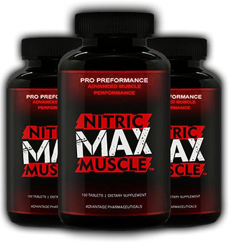 Nitric Max – køb – erfaring – pris – virker det
