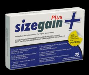 SizeGain Plus - køb - erfaring - pris - virker det