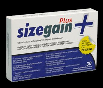 SizeGain Plus - køb - erfaring - pris