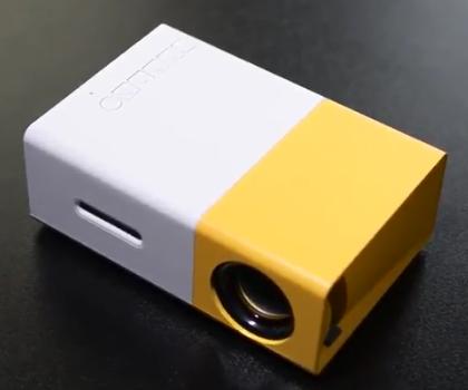 Mini HDProjector - køb - erfaring - pris - virker det