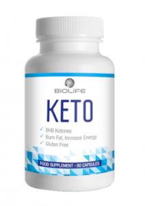 Keto Biolife - køb - erfaring - pris